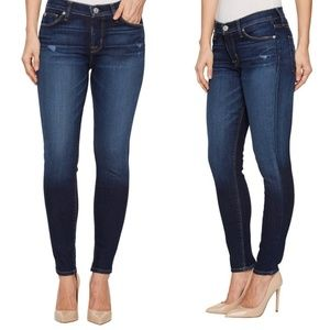 Hudson Jeans - Nico Midrise Ankle Super Skinny